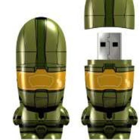 Master Chief made into a mimobot