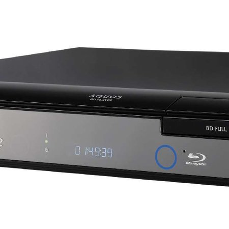 Sharp BD-HP20H Blu-ray player lands in the UK next week