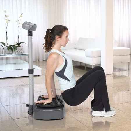 Carl Lewis Vibro Exerciser launches