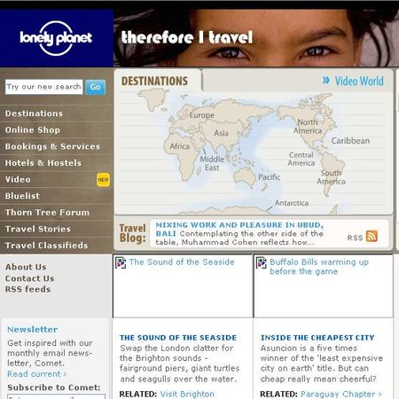 BBC Worldwide buys Lonely Planet