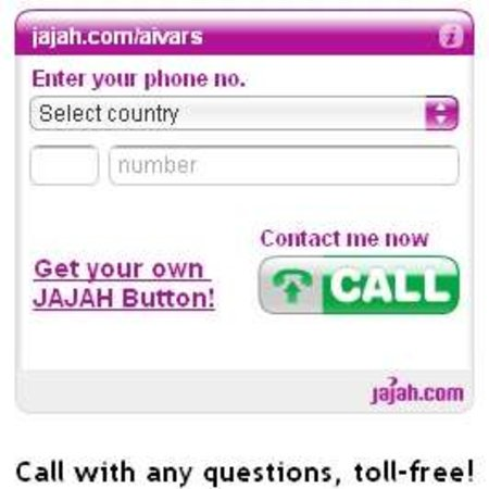 JAJAH offers new click-to-call Button widget