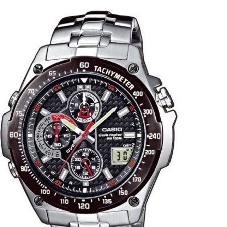 Casio launches WVQ-570DBE-1AVER speed-measuring watch