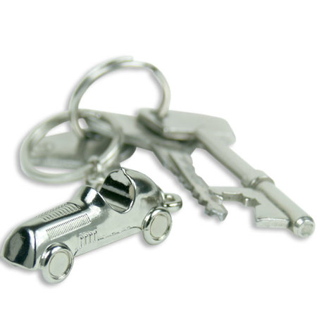 Monopoly marker piece keyrings
