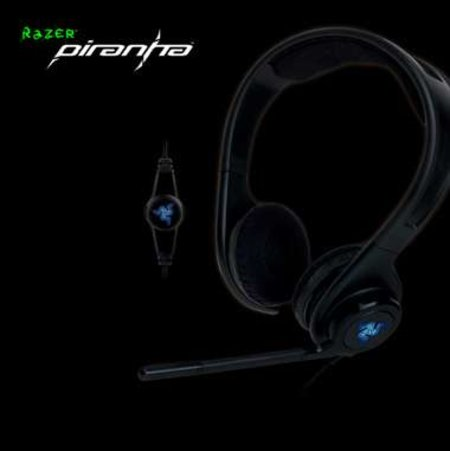 Razer launches Lycosa keyboard and Piranha headset