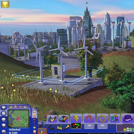 EA and BP collaborate on climate education in SimCity Societies
