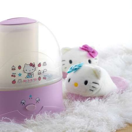 Hello Kitty hell: Hanil brands every product you can think of
