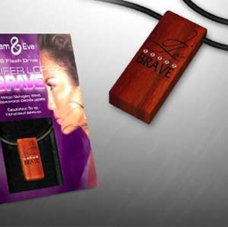 J-Lo releases album on luxury USB flash drive