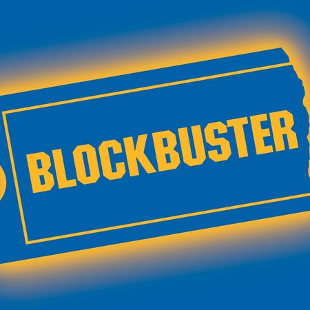 Blockbuster on the verge of financial collapse