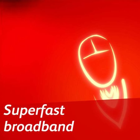 It is official.  Virgin Media is the UK's fastest broadband