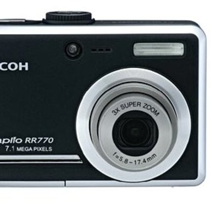 Ricoh RR770 digital camera announced