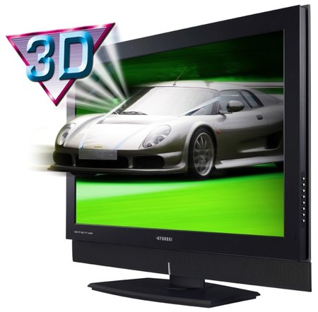 Hyundai announces 46-inch full HD 3D TV