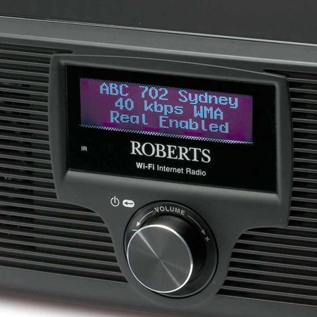 Roberts Wi-Fi Internet Radio and Media Player launches