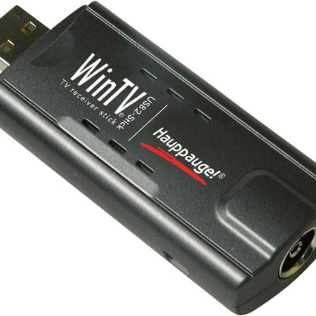 Hauppauge WinTV USB2-Stick launches