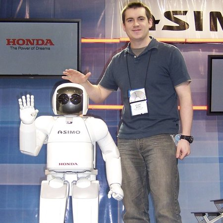Honda's ASIMO to get new capabilities