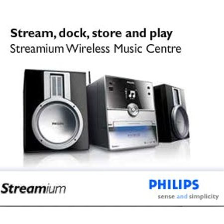 Streamium Wireless Music Systems