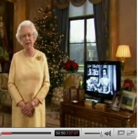 Queen gets half a million YouTube viewers