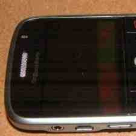 BlackBerry 9000 series photo surfaces