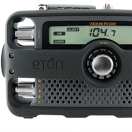 CES 2008: Eton FR100 survival radio launched