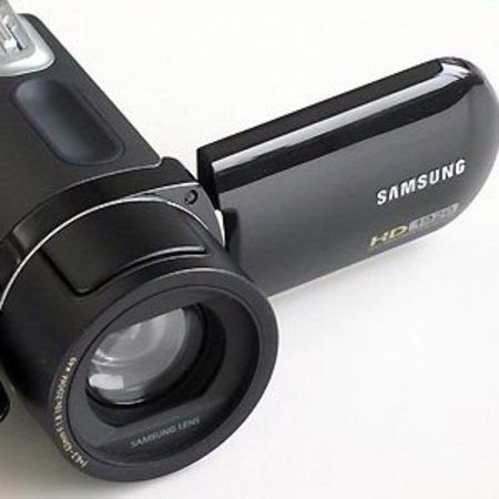 CES 2008: Samsung SC-HMX20C camcorder goes 1080p