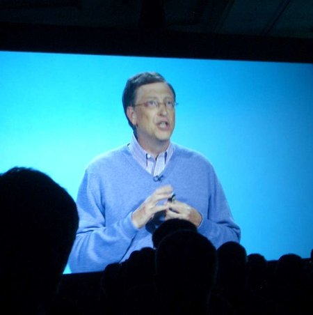 CES 2008: Bill Gates' last CES keynote as Microsoft boss