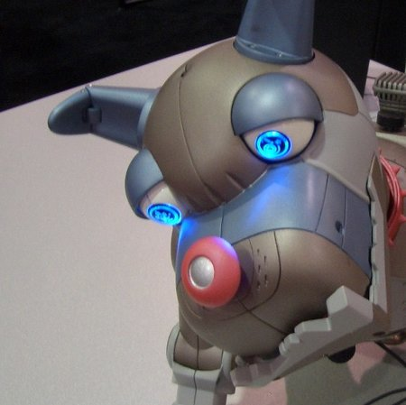 CES 2008: A look at WowWee's Wrex the Dawg