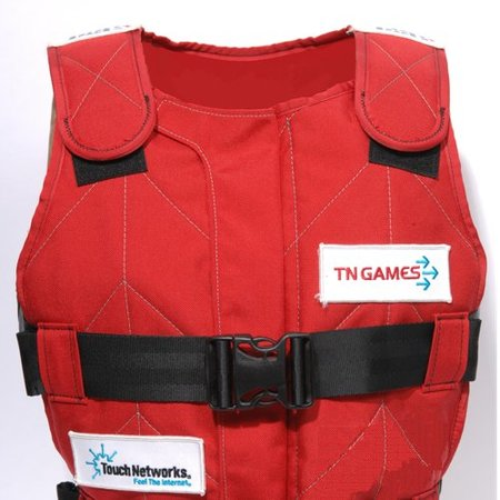 CES 2008: Gamers get force-feedback vest