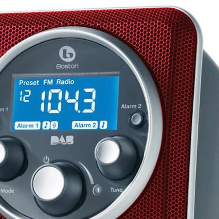 CES 2008: Boston Acoustics does Digital radio with Solo XT DAB Radio