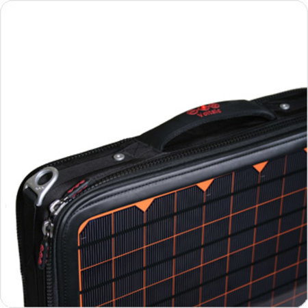 CES 2008: Voltaic Generator bag charges your laptop on the go
