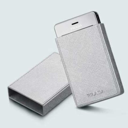 LG Prada phone to launch in silver