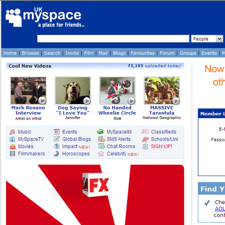 MySpace puts child protection measures in place