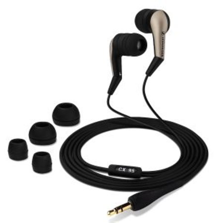 Sennheiser launches CX 95 with new earphone design