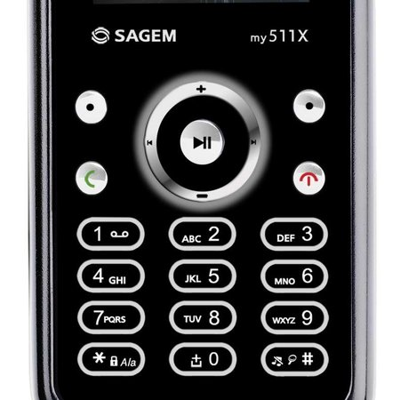 Sagem my511x launches