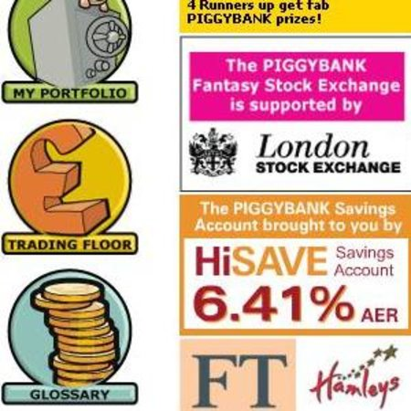 WEBSITE OF THE DAY - fantasystockexchange.biz