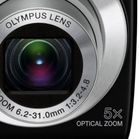 Olympus adds trio to FE range