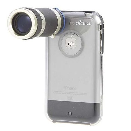 "Brando offers Apple iPhone ""telescope"""