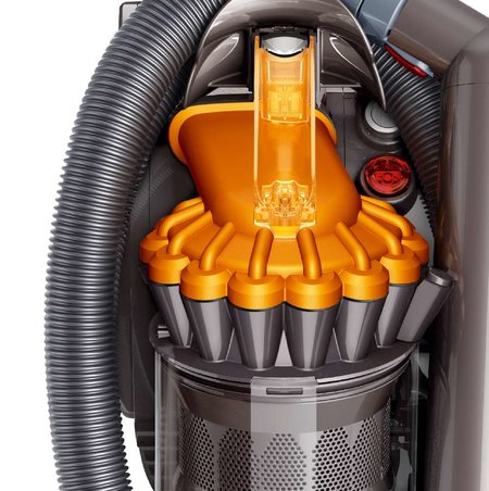 "Dyson offers ""Ball"" and ""Baby"" compact cleaners"
