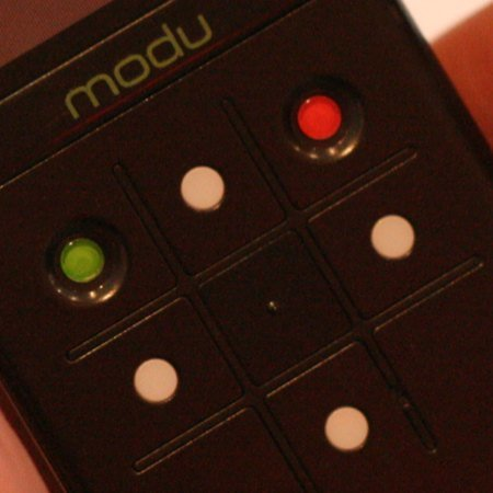 Modu mobile phone in pictures