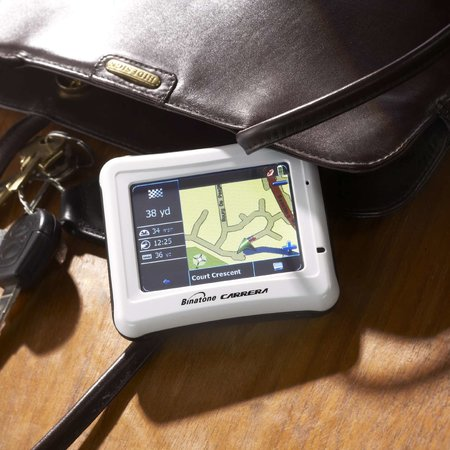 "Binatone offers ""perfect"" satnav for women"
