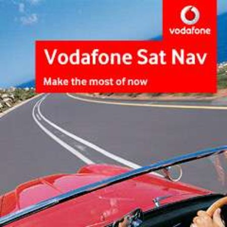 Vodafone satnav solution launches to consumers