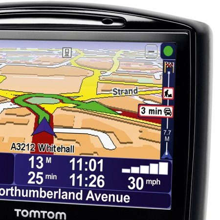 CeBIT 2008: TomTom GO 930T with IQ Routes launches