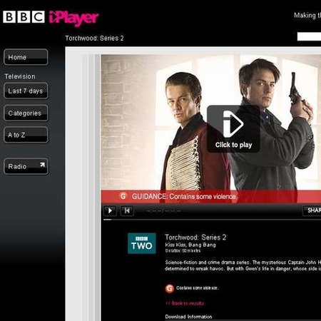 The iPlayer comes to the iPhone and iPod touch