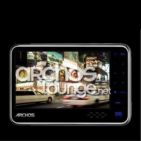 HSDPA Archos 606 details revealed