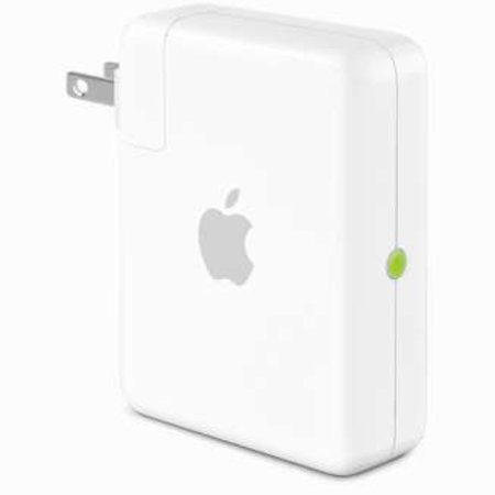 Apple updates Airport Express