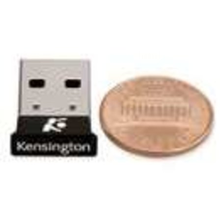 Kensington offers tiny USB Bluetooth adapter