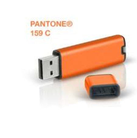 Pantone offers colour-matched flash drives