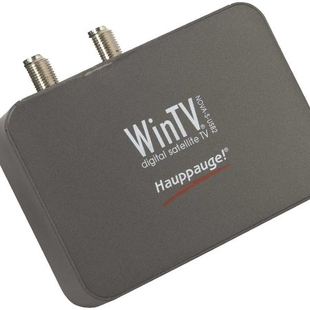 Hauppauge launches Freesat TV tuner
