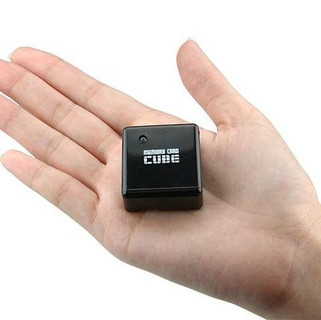 Mini Cube card reader launches