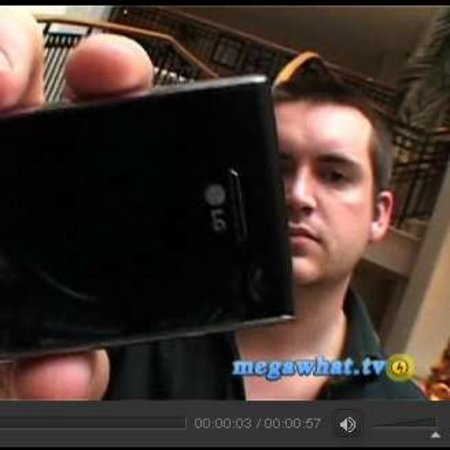 VIDEO: Hands on with LG Secret