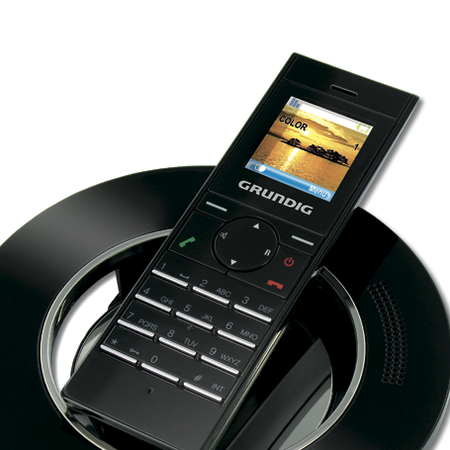 Grundig Sinio designer DECT phone launches
