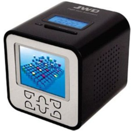 JWD TFT Screen MP3 Radio unveiled